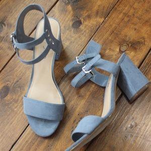 Unisa Reiaa block heel sandals